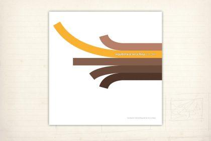 Diseño editorial. Arquitecturas en La Rioja