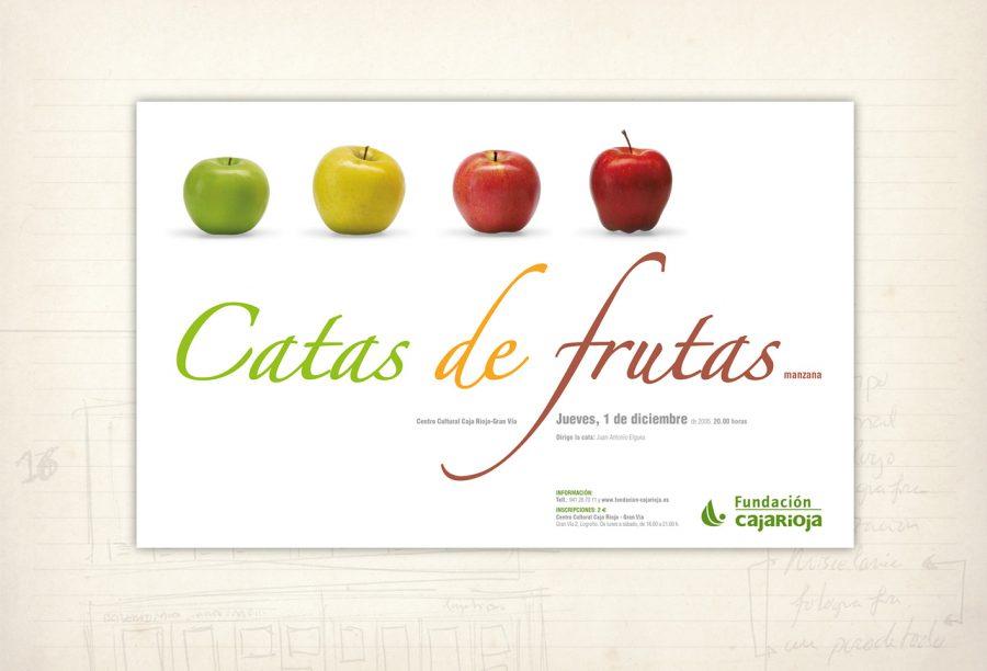 Imagen gráfica. Actividades. Fundación Caja Rioja