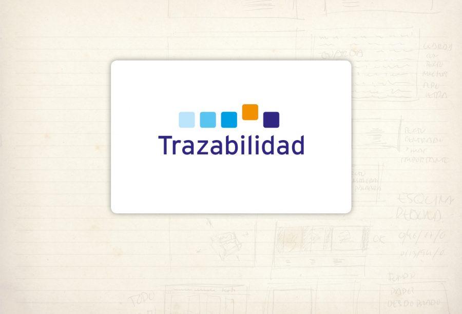 Logotipo. Trazabilidad