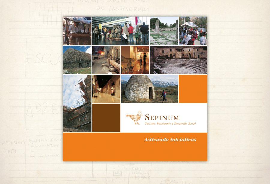 Catálogo corporativo. Sepinum. Turismo, Patrimonio y Desarrollo Rural