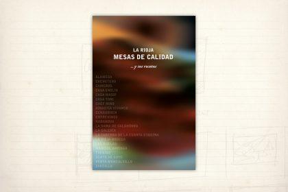Diseño editorial. Libro de recetas. Asociación Ricamesa