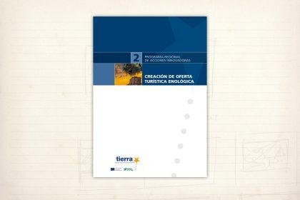 Diseño editorial. Colección Programa Regional de Acciones Innovadoras