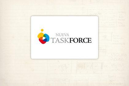 Logotipo. Nueva Taskforce. Soporte comercial en materia de energía