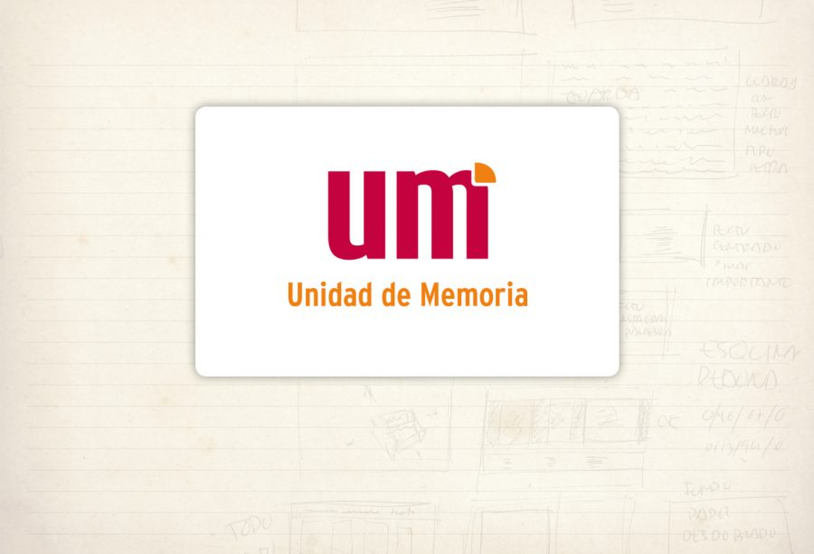 Logotipo. Unidad de Memoria. Consulta médica sobre el trastorno de la memoria