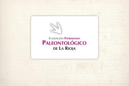Logotipo. Fundación Patrimonio Paleontológico. Institución