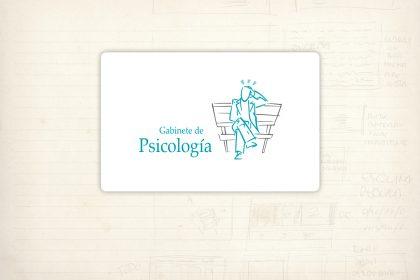 Logotipo. Gabinete de psicología