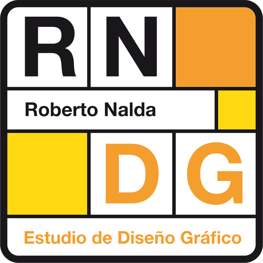 logo RNDG con letras