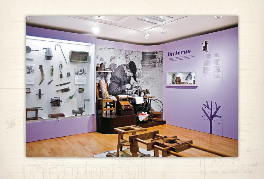 Exposición. Centro de Interpretación.